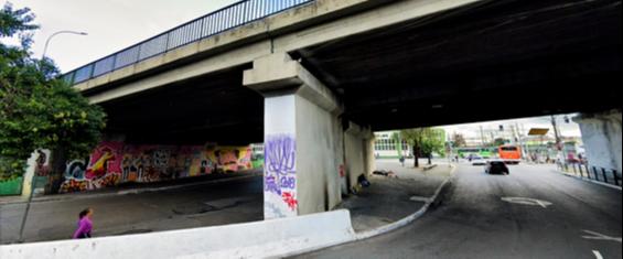Imagem Baixo do Viaduto Lapa