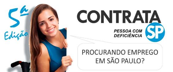 Ação da Prefeitura de São Paulo já garantiu a inserção de 10% dos profissionais com deficiência que se inscreveram nas edições anteriores