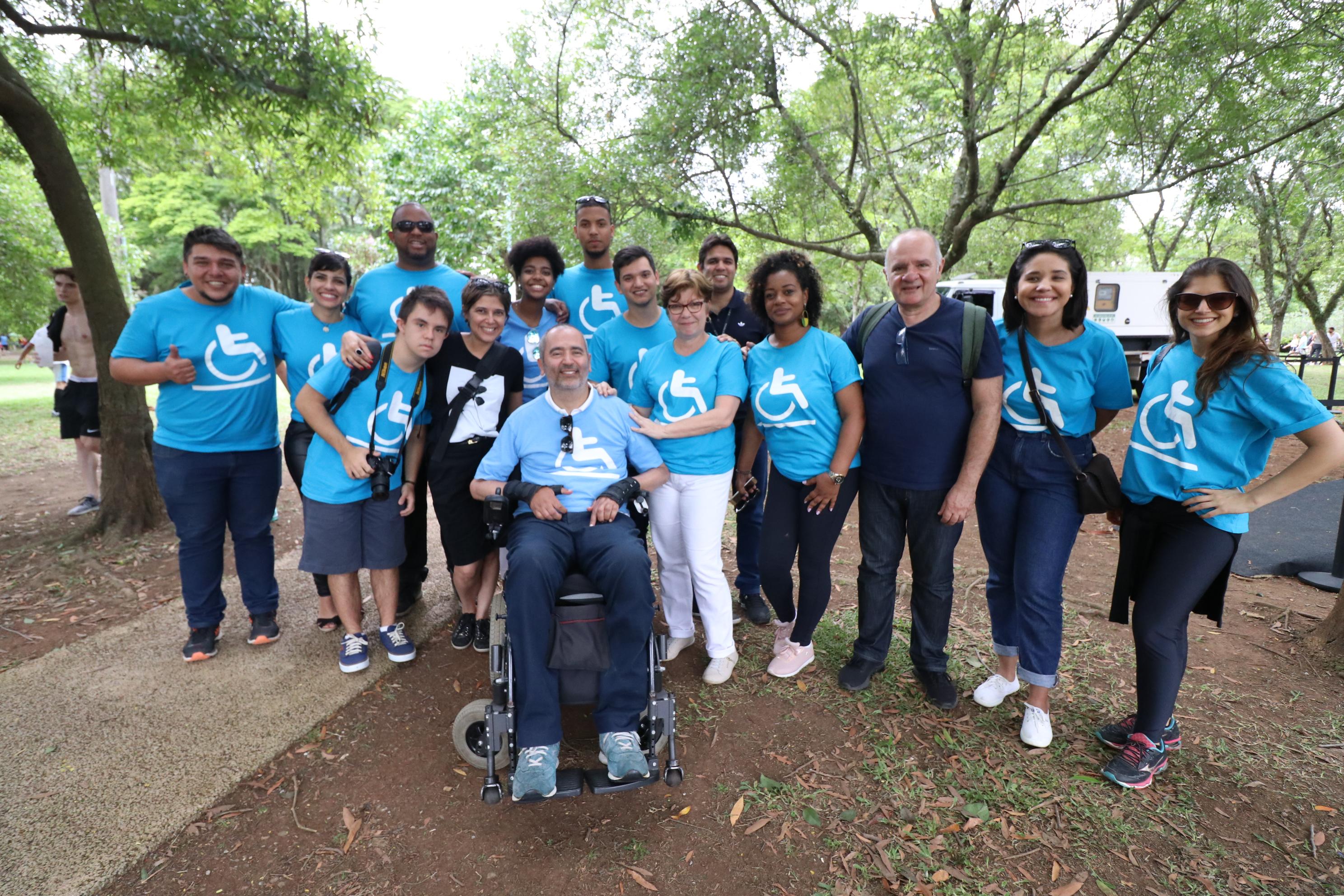 Equipe da SMPED com o Secretário Cid Torquato.