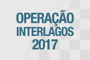"""Texto """"Operação Interlagos 2017"""""""