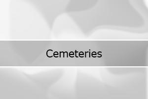 cemitérios em inglês