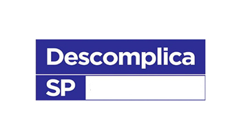Logotipo do Descomplica SP