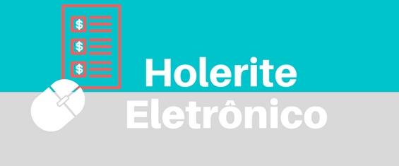 Acesso ao holerite eletrônico