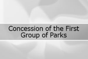 parques em inglês