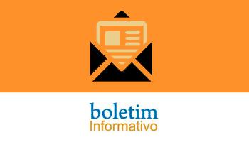Botão Boletim Informativo