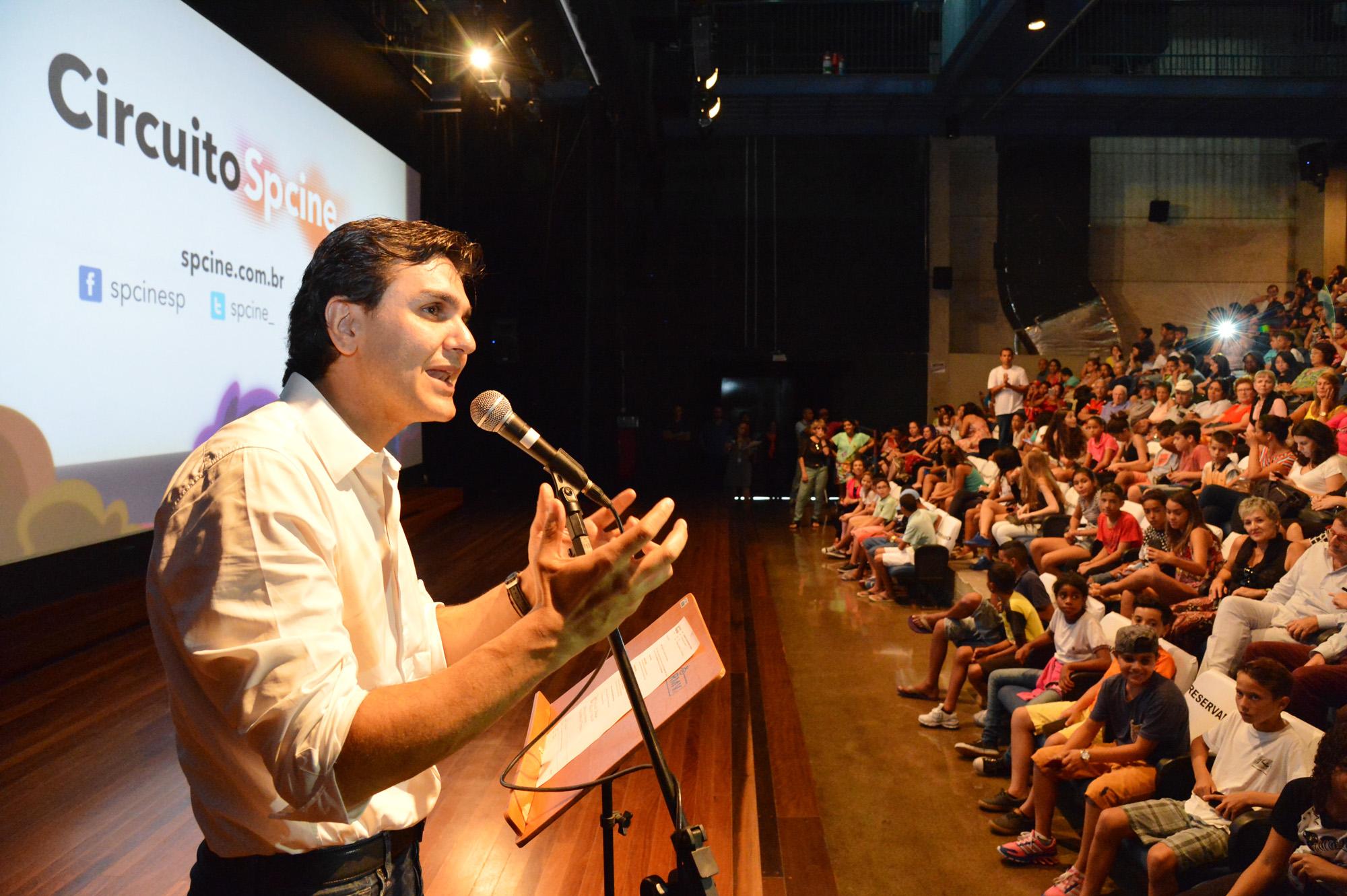 Circuito Sp Cine : Prefeitura abre sala pública de cinema em perus a ª do