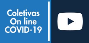 Coletivas On-line COVID-19