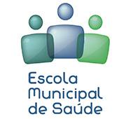 logomarca Escola Municipal de Saúde