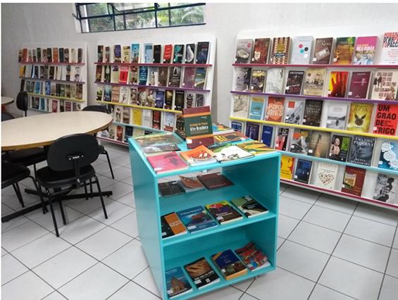 Sala de Leitura, Pesquisa e Empréstimo