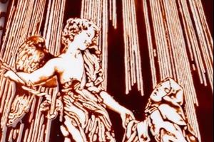 Imagem de uma das obras da mostra.