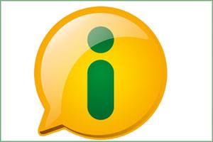 icone de informamção - letra i