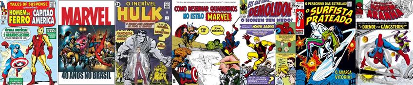 Quadrinhos de Stan Lee