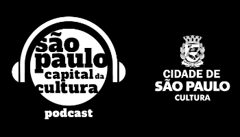 logo do podcast da secretaria municipal de cultura